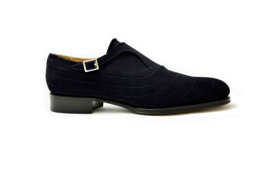 Zapato Pinstripes lateral web